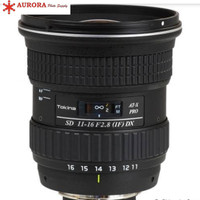 tokina 11-16mm f/2.8 pro dxii for Canon free uv filter