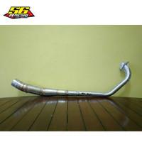 leheran knalpot racing jupiter mx king 150