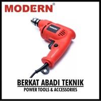 Mesin Bor 10mm Bolak Balik Modern M-2100C Bor Listrik Bor Kayu / Besi