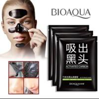 Masker Bioaqua Bamboo charcoal
