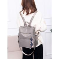2282 2283 2284 Backpack Tas Ransel Punggung Wanita Cewek Impor Fashion