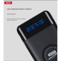XO Wireless charger powerbank -PB 29 Murah/Diskon/Limited/Berkualitas