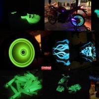 Big Sale Cat Fosfor Glow Biru Tosca (Glow Liquid Blue) 250Ml Hebat