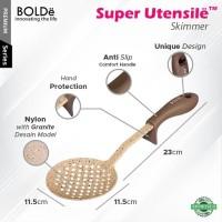 Bundle Set 6 - Bolde Super Pan Wok 28 Lid + Super Utensil Skimmer