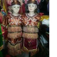 Y pqd002 Pakaian Adat Papua Anakanak dan Dewasa Y