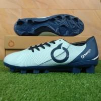 Ortuseight Prodigy FG (Sepatu Bola) - Sky Blue/Navy/White