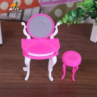 Lucu ❤OCEAN❤High Quality Miniature Dresser Chair Set Girls Play