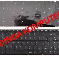 Keyboard LENOVO Ideapad 310-15 310S-15 Black Hitam elektro