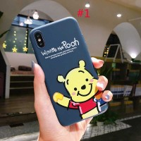Terlaris Silicone Matt Case iPhone 6 6 Plus/7/7 Plus 8 X XS XR XS