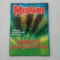majalah misteri Indonesia menuju Majapahit baru