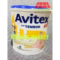 Cat Tembok Avitex Interior 5 Kg Ready Mix