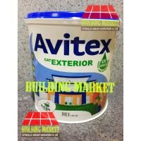 CAT TEMBOK TINTING AVIAN BRANDS AVITEX EXTERIOR 5 KG