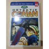 komik second detektif conan 10