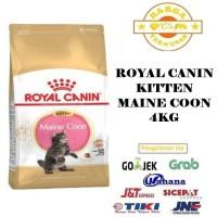 Royal Canin Maine Coon Kitten 4Kg - Makanan Kucing (Cat Food)