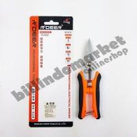RDEER Multi Functional Electrical Shears Tang Kupas Kabel 120-6270