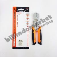RDEER Multi Functional Electrical Shears Tang Kupas Kabel 120-6281