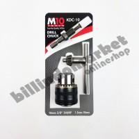 M10 Drill Chuck Kepala Bor 10mm 3/8 Inch 24 UNF 1.5mm-10mm