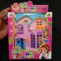 Mainan Rumah Rumahan Candy Castle