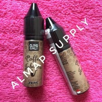 Cloud Salt Coffee Tobacco 15Ml - E Liquid Vapor Vape Indonesia By Tor