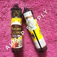 Banana Licious 60Ml - E Liquid Vapor Vape Indonesia By Cmw