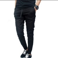 Jogger Panjang Pants .Thick Material ( Bahan Tebal ) Ukuran M