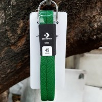 Tali Sepatu CONVERSE Green - Original BNWT - Art. 10000998-AO9 - MURAH