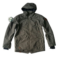 Quiksilver mission drift jacket original