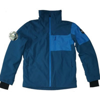 Quiksilver mission plus blue jacket original
