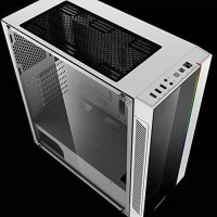 DEEPCOOL MATREXX 55 ADD-RGB White Tempered Glass ATX Mid Tower Case