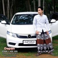 Sarung batik Pekalongan / sarung batik EL Rumi / sarung batik Mahda