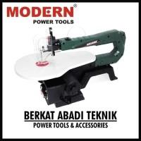 MODERN M-400A Scroll Saw 16 inch Gergaji Triplek Ukir Jig Saw Mesin