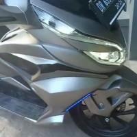 Modifikasi Honda Pcx Lokal berkualitas silver