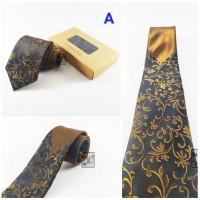 Dasi Motif Batik Fashion