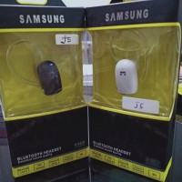 Handfree Handset Earphone samsung J5 Bluetooth Mini