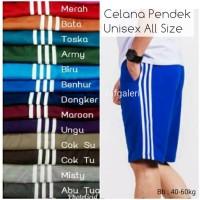 Celana Pendek Pria Dan Wanita Size Standar - Kolor Santai Murah Grosir