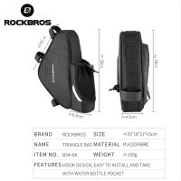 ROCKBROS BICYCLE FRONT TRIANGLE FRAME BAG