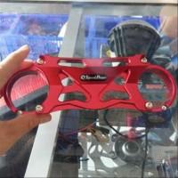 stabilizer shock depan vixion cnc