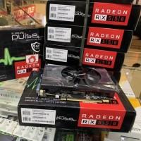 VGA Sapphire RX 550 4GB DDR5 Pulse - Sapphire RX550 ATI RADEON