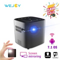 MINI PROJECTOR DLP WEJOY DL-S12 ANDROID 7.1 WIFI BLUETOOTH FULL HD1080