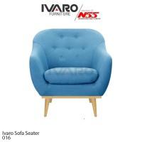Ivaro Sofa Scandinavian 1 Seater