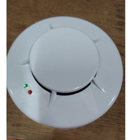 Photoelectric Type Smoke Detector with Duo-LEDs ( 2 wire )