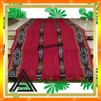 Kain Tenun Ikat Blanket Etnik Rote Maumere NTT Original Handmade TB068