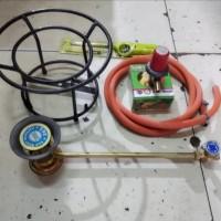 kompor gas semawar set 203 / kompor mie ayam / kompor 203