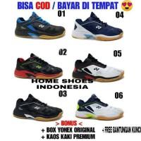 Sepatu Badminton Sepatu Bulutangkis Sepatu Olahraga Yonex Power Cushio