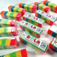 lilin plastisin / lilin mainan / mainan anak / playdooh / edukasi