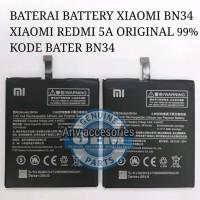 BATERAI HP XIAOMI REDMI 5A BN-34 ORI 99 OEM
