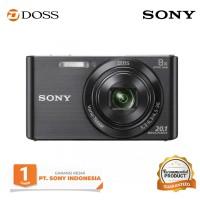 Sony DSC-W830 Digital Camera Silver / Sony W830