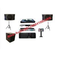 PAKET SOUND SYSTEM KARAOKE / PAKET KARAOKE / KARAOKE / SOUND DELUXE 1