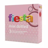 Fiesta max dotted isi 3pcs