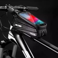 holder hp frame top tube sepeda mtb gunung road bike